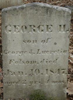 George H Folsom