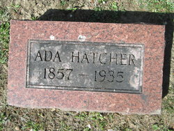 Ada Seline <I>Smith</I> Hatcher