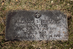 Alonzo Stanley Persons