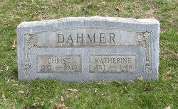 Kate <I>Weber</I> Dahmer