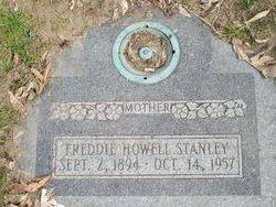 Freddie <I>Howell</I> Stanley