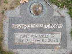 David W Stanley, Sr