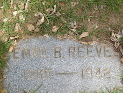 Emma Belle <I>Bowers</I> Reeves