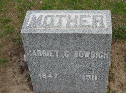 Harriet C Bowdich