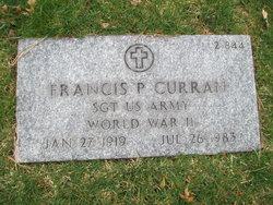 Francis P Curran