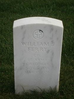William J Ferry