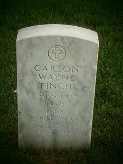 Carson Wayne Finch