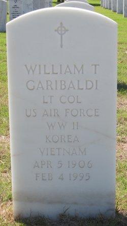 William T Garibaldi