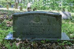 Willie Reid <I>Ramsay</I> Ormond