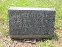 Emeline B. Scarlett