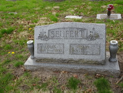 Louis Adam Seufert, Jr