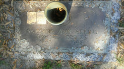 Barbara Ann Adkins