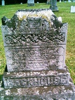 Agnes <I>Campbell</I> Backhouse