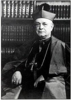 Rev Vincent George Taylor