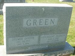 Delmer Dexter Green