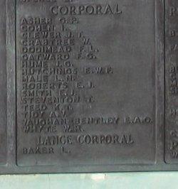 Cpl Frederick Lionel Dodimead