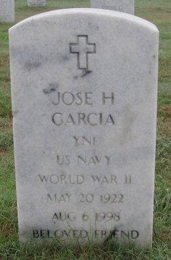 Jose H Garcia