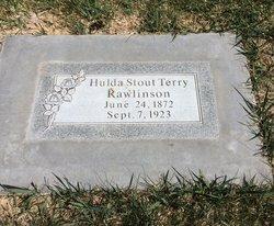 Hulda Louisa Fisk <I>Stout</I> Rawlinson