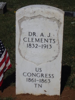 Andrew Jackson Clements