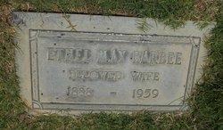 Ethel May <I>Osborn</I> Barbee