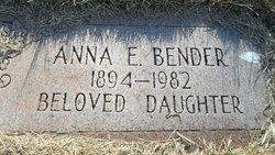 Annie Elizabeth Bender