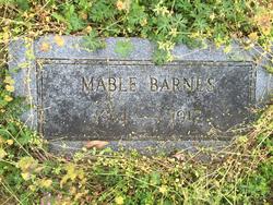 Mable Barnes