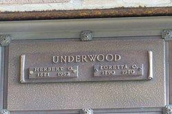 Herbert G. Underwood