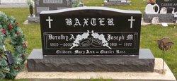 Joseph Merlin Baxter
