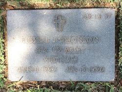 Russell J Simonson
