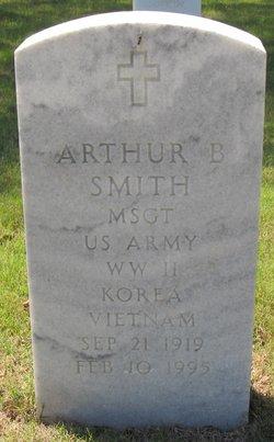 Arthur Brewer Smith