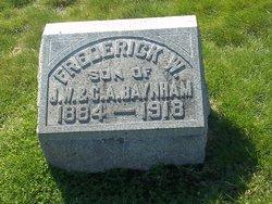 Frederick W. Baynham