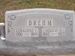 August A Brehm