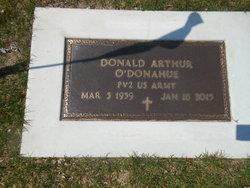Donald Arthur O'Donahue