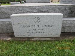 George T Johns