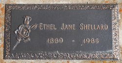 Ethel Jane Shellard