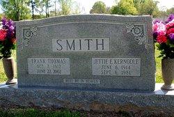 Jettie E. <I>Kernodle</I> Smith