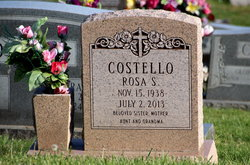 Rosa S. Costello