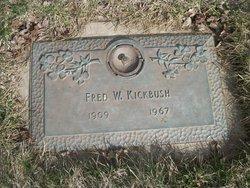 Fred W. Kickbush