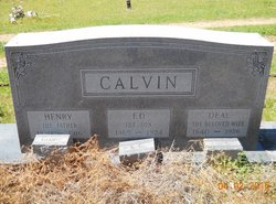 Ed Calvin