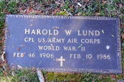 Harold W. Lund