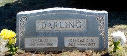Donald Austin Darling