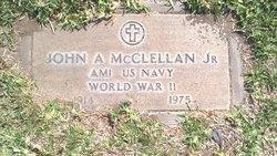 John Arthur McClellan, Jr