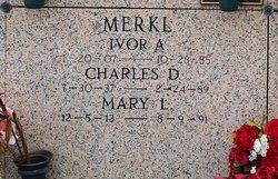 Ivor A Merkl