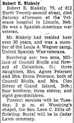 Robert E. Blakely