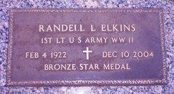 Randell L. Elkins