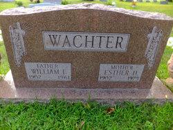 William F. Wachter