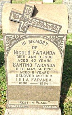 Nicolo Faranda