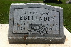 """James """"Doc"""" Ebelender"""