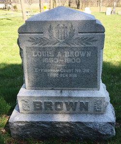 Louis A Brown