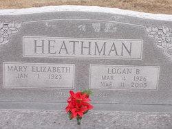 Logan B Heathman
